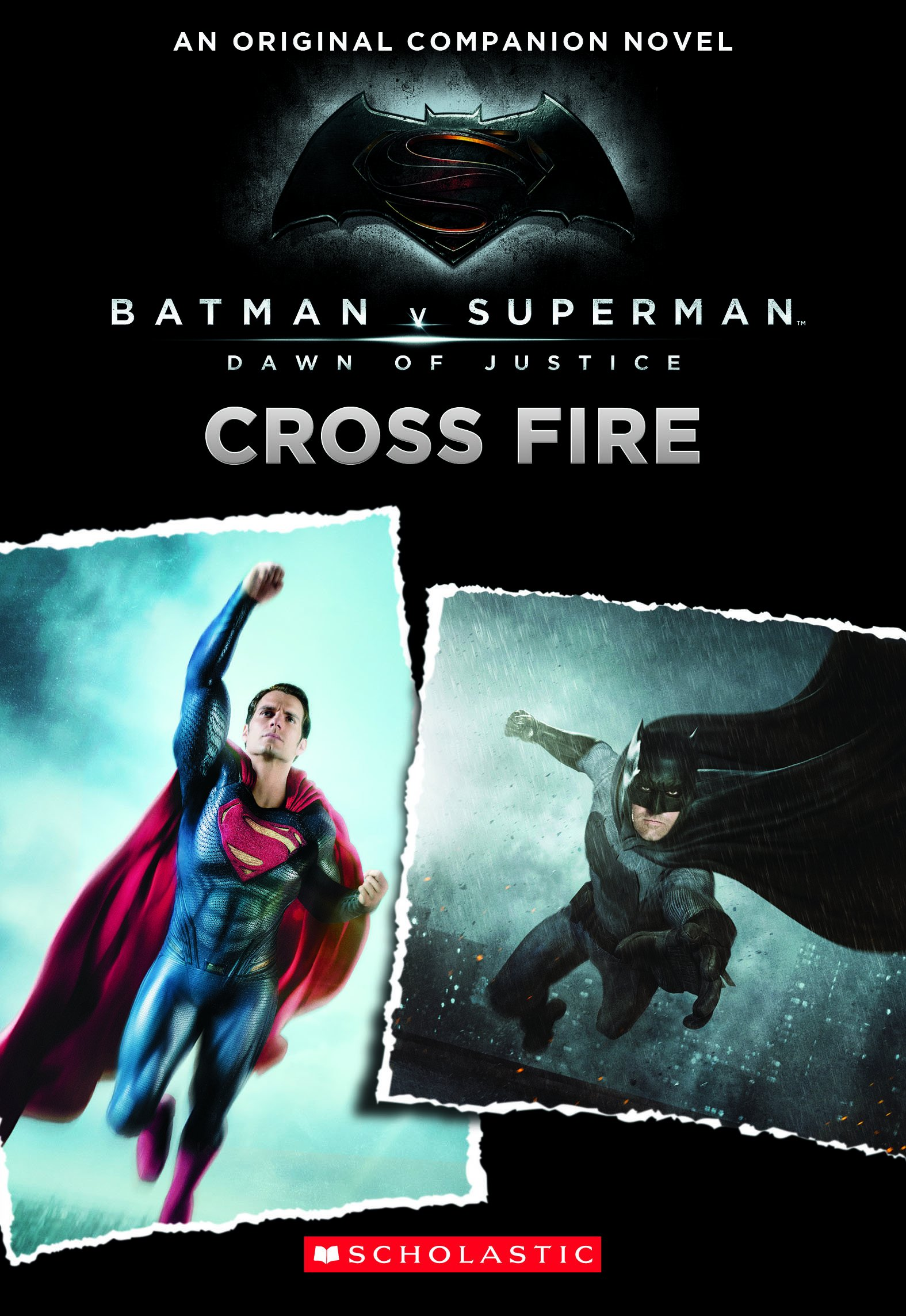Batman v Superman Dawn of Justice – Cross Fire