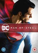 Man of Steel - Home Media - DVD Re-release