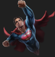 Superman concept artwork - Batman v Superman 2