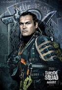 Suicide Squad - Poster - Slipknot