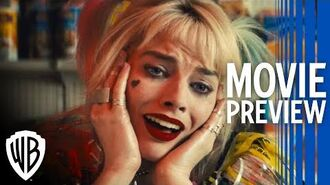 Harley Quinn Birds of Prey Full Movie Preview Warner Bros. Entertainment