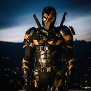 Snyder Cut - Deathstroke