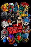 The Suicide Squad Fandome Icon Poster