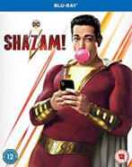 Shazam Bluray