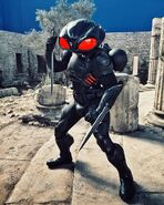 Black Manta - Behind the Scenes