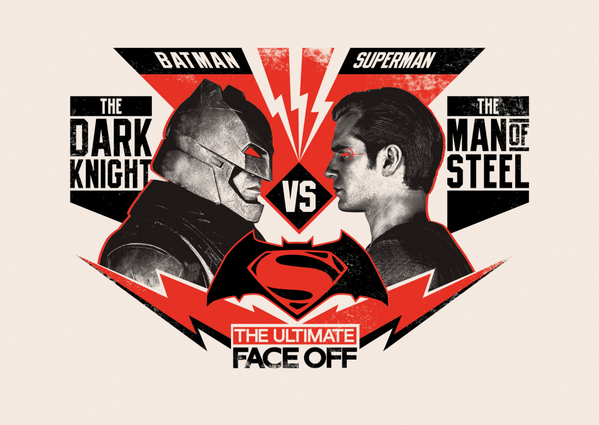 File:Batman v Superman Dawn of Justice promo - the ultimate face off.png