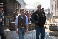 Ray-Fisher, Zack-Snyder