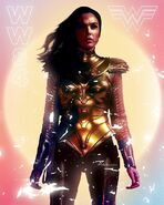 Wonder Woman (Deep Effect)