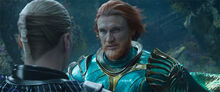 Aquaman Dolph Lundgren King Ne
