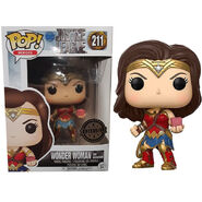 Funko - Justice League - Wonder Woman - Motherbox