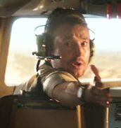 Leigh Whannell as Cargo Pilot