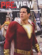 Shazam! Preview Magazine