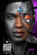 Cyborg - Magazine promo