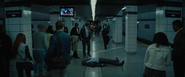 Dead Security Guard (TTC Station - CP24)