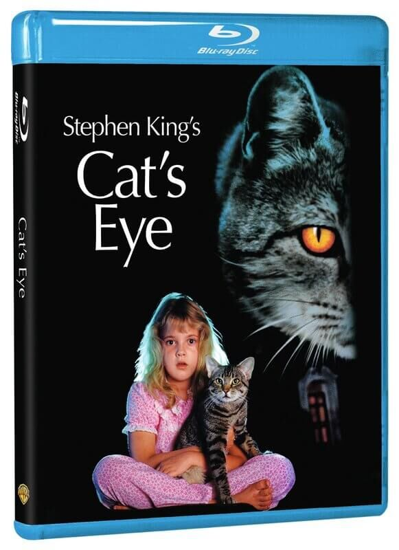 cats eye blu ray box