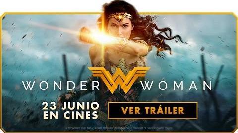 Wonder Woman - TV Spot - Juntos - Castellano HD