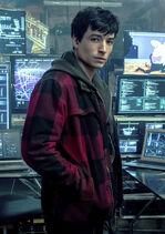 JL - Barry Allen-Perfil