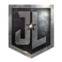 Logo de la Liga de la Justicia