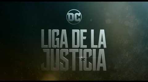 Liga de la Justicia - Trabajo en equipo 15¨ - Oficial Warner Bros