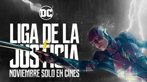 "Liga de la Justicia - Flash 06"" - Oficial Warner Bros"