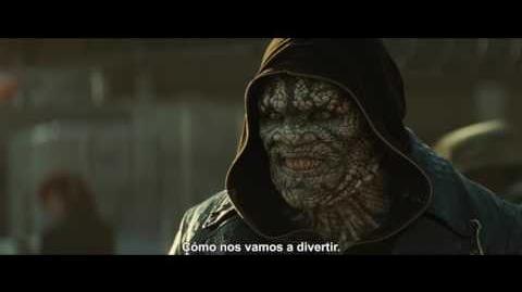 """ESCUADRÓN SUICIDA - Compra tus boletos 30"""" - Oficial Warner Bros"""