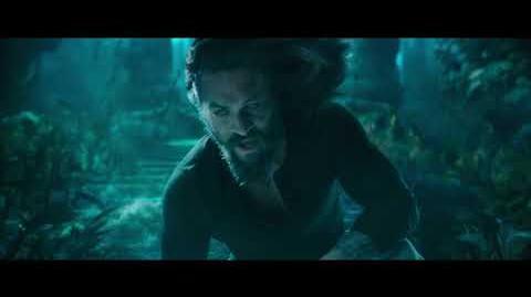 """AQUAMAN - Dos mundos 15"""" - Oficial Warner Bros. Pictures"""