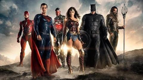LA LIGA DE LA JUSTICIA - Primeras Imágenes Comic-Con - Oficial Warner Bros