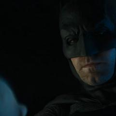 Batman consigue capturar a Harley.
