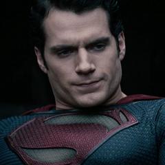 Clark escapándose al recobrar su fuerza.