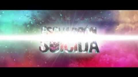 """ESCUADRÓN SUICIDA - Chicos malos 30"""" - Oficial Warner Bros"""