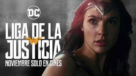 """Liga de la Justicia - Mujer Maravilla 06"""" - Oficial Warner Bros"""