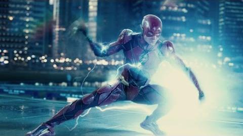 Liga de la Justicia - Teaser Flash - Oficial Warner Bros