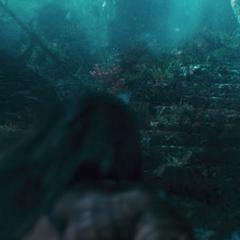 Arthur explora Atlantis.
