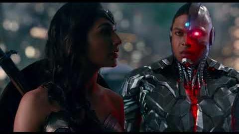 Liga de la Justicia - Clip '¿Cuántos sois?' - Castellano HD