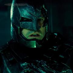 Batman toma conciencia de sus acciones.
