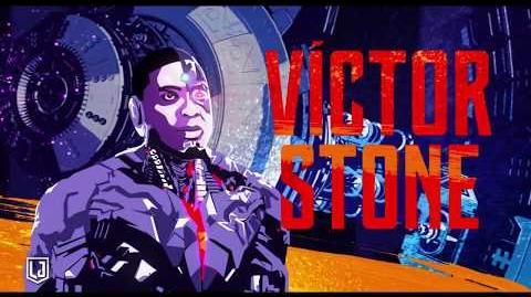 Liga de la Justicia - Cyborg héroe - Oficial Warner Bros