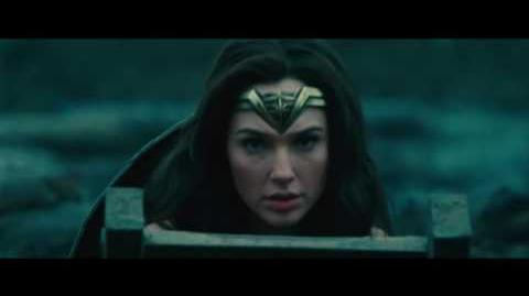 Wonder Woman - Tráiler Oficial Castellano HD