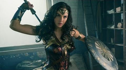 Wonder Woman - Tráiler Comic-Con Castellano HD