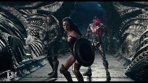 Liga de la Justicia - Equipo - Oficial Warner Bros