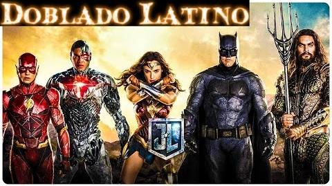 Liga de la Justicia - Nuevo Trailer Doblado