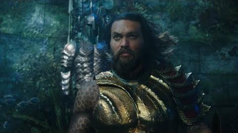 AQUAMAN - Trailer 1 - Oficial Warner Bros