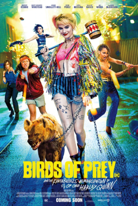 Birds of Prey - Poster Final