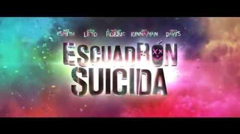 """Escuadrón Suicida - Spot TV """"Somos los malos"""" Castellano HD"""