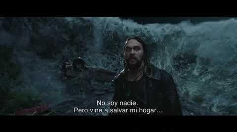 "AQUAMAN - ACTITUD 15"" - Oficial Warner Bros"