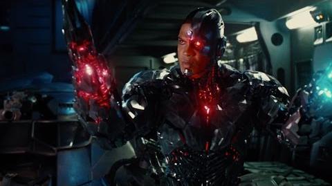 Liga de la Justicia - Teaser Cyborg - Oficial Warner Bros