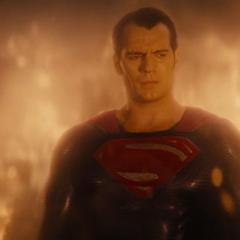 Reacción de Superman tras el bombardeo en el capitolio.