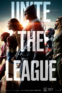 Justice League - Poster UTL