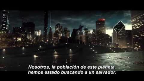 BATMAN VS SUPERMAN EL ORIGEN DE LA JUSTICIA - Trailer Subtitulado HD