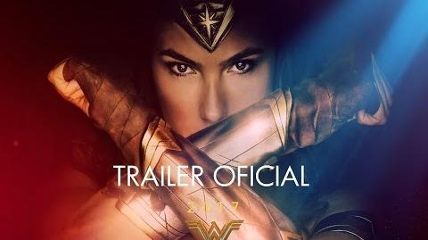 MUJER MARAVILLA - Trailer 2 - Oficial Warner Bros