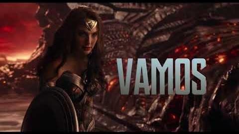 """Liga de la Justicia - Vienen 30"""" - Oficial Warner Bros"""